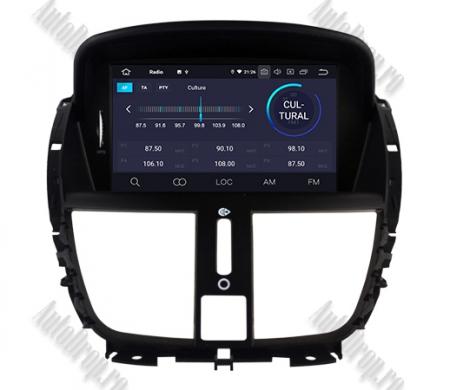 Navigatie Dedicata Peugeot 207 Android | AutoDrop.ro [3]
