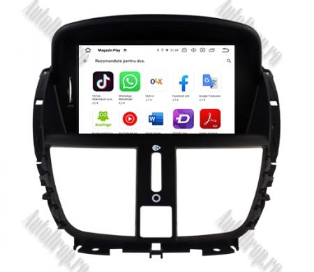 Navigatie Dedicata Peugeot 207 Android | AutoDrop.ro [9]