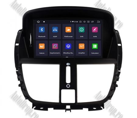 Navigatie Dedicata Peugeot 207 Android | AutoDrop.ro [2]