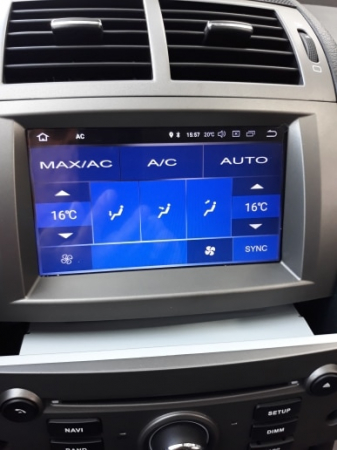 Navigatie Peugeot 407, Android 10, Quadcore|MTK|/ 2GB RAM + 16GB ROM cu DVD, 7 Inch - AD-BGWPGT407MTK-S20