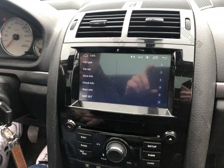 Navigatie Peugeot 407, Android 10, Quadcore|MTK|/ 2GB RAM + 16GB ROM cu DVD, 7 Inch - AD-BGWPGT407MTK-B19