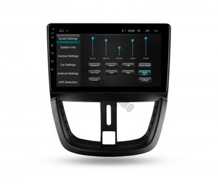 Navigatie Peugeot 207 2006-2015 PRO   AutoDrop.ro [5]
