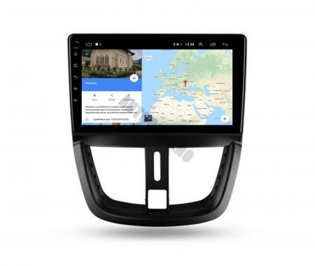 Navigatie Peugeot 207 2006-2015 PRO   AutoDrop.ro [9]