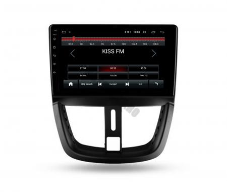Navigatie Android Peugeot 207 2006-2015 | AutoDrop.ro [1]
