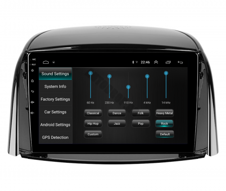 Navigatie Android Renault Koleos   AutoDrop.ro [12]