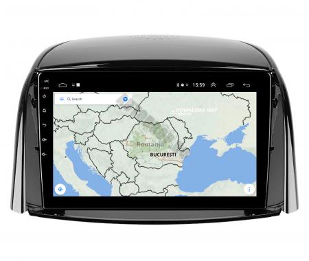 Navigatie Android Renault Koleos 2GB | AutoDrop.ro [8]
