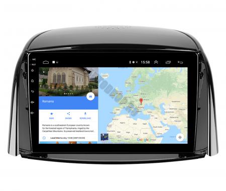 Navigatie Android Renault Koleos   AutoDrop.ro [7]