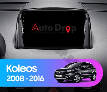 Navigatie Android Renault Koleos   AutoDrop.ro [17]