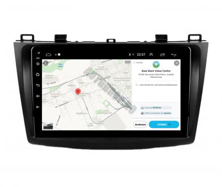 Navigatie Android Mazda 3 2009-2013   AutoDrop.ro [9]