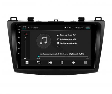 Navigatie Android Mazda 3 2009-2013   AutoDrop.ro [5]