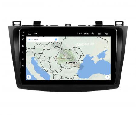 Navigatie Android Mazda 3 2009-2013   AutoDrop.ro [12]