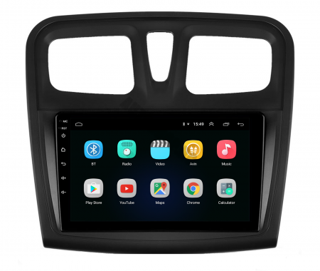 Navigatie Android Dacia Sandero 2GB   AutoDrop.ro [2]