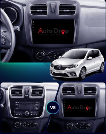 Navigatie Android Dacia Sandero   AutoDrop.ro [16]