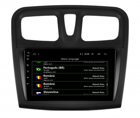 Navigatie Android Dacia Sandero 2GB   AutoDrop.ro [9]