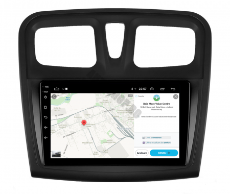 Navigatie Android Dacia Sandero   AutoDrop.ro [9]