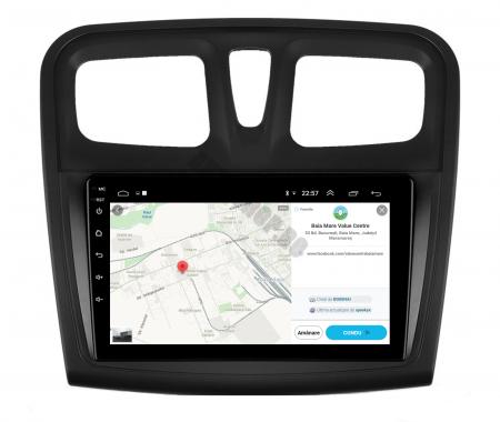 Navigatie Android Dacia Sandero 2GB   AutoDrop.ro [11]