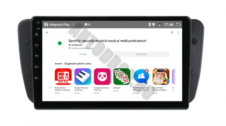 Navigatie Android 10 Seat Ibiza PX6   AutoDrop.ro [9]