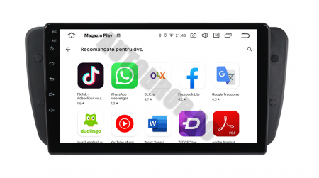 Navigatie Android 10 Seat Ibiza PX6   AutoDrop.ro [10]