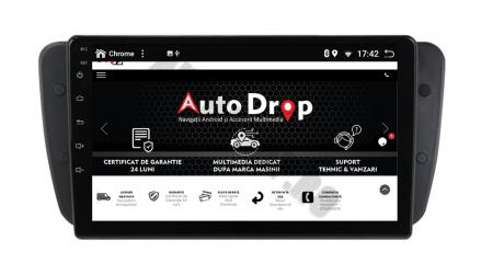 Navigatie Android 10 Seat Ibiza PX6   AutoDrop.ro [12]