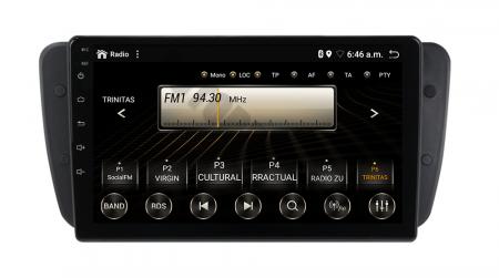 Navigatie Android 10 Seat Ibiza PX6   AutoDrop.ro [3]