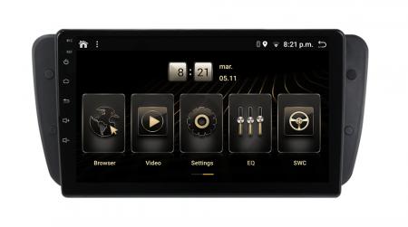 Navigatie Android 10 Seat Ibiza PX6   AutoDrop.ro [1]
