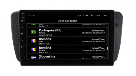 Navigatie Android 10 Seat Ibiza PX6   AutoDrop.ro [7]