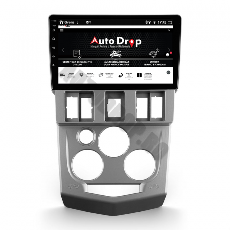 Navigatie Android 10 Dacia Logan PH1   AutoDrop.ro [8]