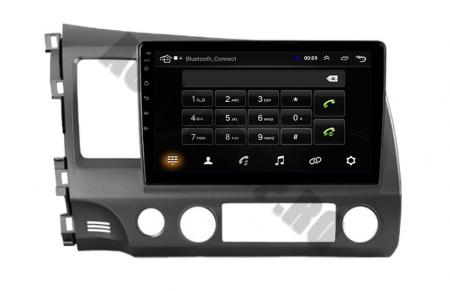 Navigatie Honda Civic (2005-2012), QUADCORE|MTK| / 2GB RAM + 32GB ROM, 9Inch - AD-BGPCIVIC9MTK2GB6