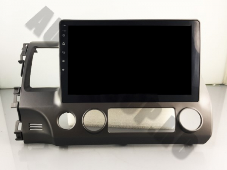 Navigatie Honda Civic (2005-2012), QUADCORE|MTK| / 2GB RAM + 32GB ROM, 9Inch - AD-BGPCIVIC9MTK2GB19