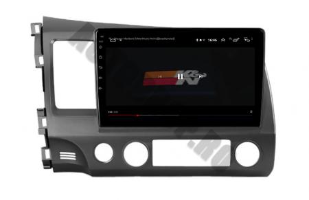 Navigatie Honda Civic (2005-2012), QUADCORE|MTK| / 2GB RAM + 32GB ROM, 9Inch - AD-BGPCIVIC9MTK2GB18