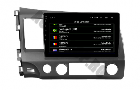 Navigatie Dedicata Honda Civic 1+16GB | AutoDrop.ro [8]