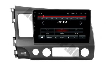 Navigatie Honda Civic (2005-2012), QUADCORE|MTK| / 2GB RAM + 32GB ROM, 9Inch - AD-BGPCIVIC9MTK2GB1