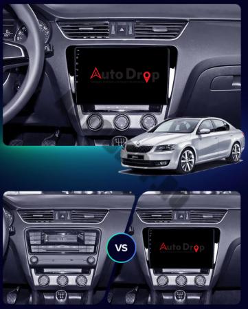 Navigatie Android 10 Skoda Octavia 3 PX6   AutoDrop.ro [18]