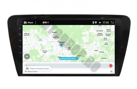 Navigatie Android 10 Skoda Octavia 3 PX6   AutoDrop.ro [13]