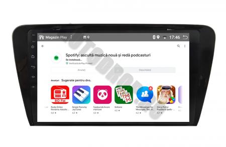 Navigatie Android 10 Skoda Octavia 3 PX6   AutoDrop.ro [10]