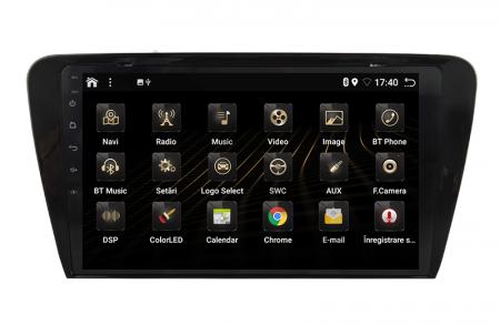 Navigatie Android 10 Skoda Octavia 3 PX6   AutoDrop.ro [5]