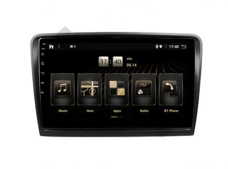 Navigatie Android 10 Skoda Superb 2 PX6 | AutoDrop.ro [2]