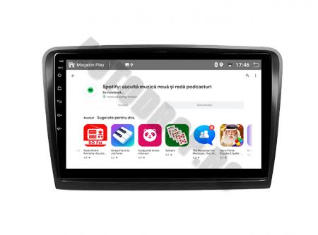Navigatie Android 10 Skoda Superb 2 PX6 | AutoDrop.ro [10]