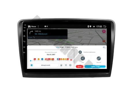 Navigatie Android 10 Skoda Superb 2 PX6 | AutoDrop.ro [11]