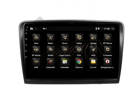 Navigatie Android 10 Skoda Superb 2 PX6 | AutoDrop.ro [5]