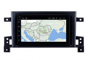Navigatie Suzuki Grand Vitara 2004-2014, Android 8.1, QUADCORE|MTK| / 2GB RAM + 32 ROM, 7 Inch - AD-BGPSUZUKIGV2DIN2GB11