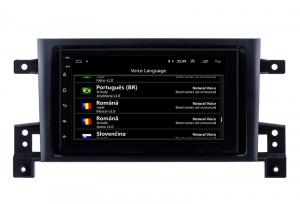 Navigatie Suzuki Grand Vitara 2004-2014, Android 9.1, QUADCORE|MTK| / 1GB RAM + 16 ROM, 7 Inch - AD-BGPSUZUKIGV2DIN7