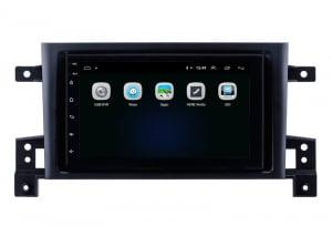 Navigatie Suzuki Grand Vitara 2004-2014, Android 9.1, QUADCORE|MTK| / 1GB RAM + 16 ROM, 7 Inch - AD-BGPSUZUKIGV2DIN3