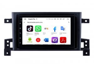 Navigatie Suzuki Grand Vitara 2004-2014, Android 8.1, QUADCORE|MTK| / 2GB RAM + 32 ROM, 7 Inch - AD-BGPSUZUKIGV2DIN2GB10