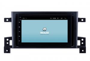 Navigatie Suzuki Grand Vitara 2004-2014, Android 9.1, QUADCORE|MTK| / 1GB RAM + 16 ROM, 7 Inch - AD-BGPSUZUKIGV2DIN13