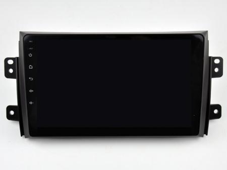 Navigatie Suzuki SX4 / Fiat Sedici, Android 9.1, QUADCORE|MTK| / 2GB RAM + 32 ROM, 9 Inch - AD-BGPSX49MTK2GB13