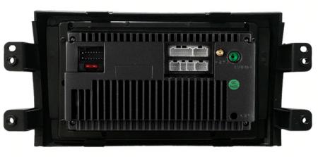 Navigatie Suzuki SX4 / Fiat Sedici, Android 9.1, QUADCORE|MTK| / 2GB RAM + 32 ROM, 9 Inch - AD-BGPSX49MTK2GB19