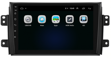 Navigatie Android Suzuki SX4 1GB | AutoDrop.ro [3]