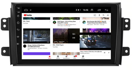 Navigatie Android Suzuki SX4 1GB | AutoDrop.ro [9]