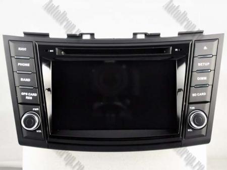 NAVIGATIE Suzuki Swift 2011+, ANDROID 9, Quadcore|PX30|/ 2GB RAM + 16GB ROM cu DVD, 7 Inch - AD-BGWSW1115P317